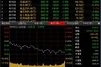 今日收盘:次新股领跌 沪指午后跳水跌近1%