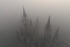 显影 | 雾霾锁城