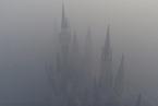 【微纪录】雾霾埋城——红色预警下最强北方雾霾