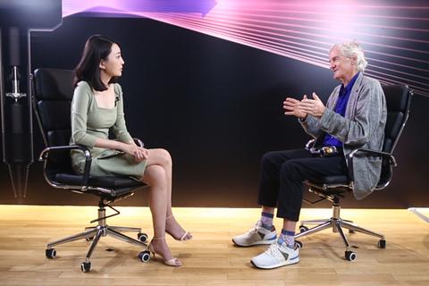 詹姆斯•戴森:中国消费者更加偏爱新科技