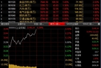 今日午盘:消费股领涨 沪指震荡翻红涨0.39%