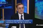 分析人士:外储减少对中国不是大问题