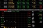 今日午盘:小程序概念股领跌 沪指冲高回落跌0.53%