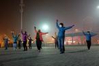 调查:中国约1亿人热衷跳广场舞