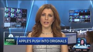 苹果将进军影视市场