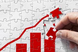 服务业占比上升