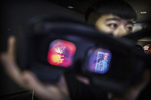Virtual Reality Loses Luster But Stays in the Game