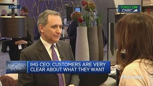 洲际酒店集团CEO:比规模更重要的是品质