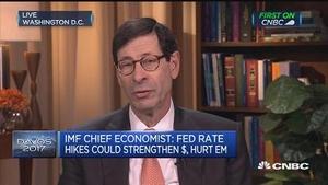 IMF:上调美国经济展望 但未将贸易政策转变纳入考量