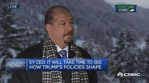 安永CEO:特朗普即将上任 可能没有蜜月期