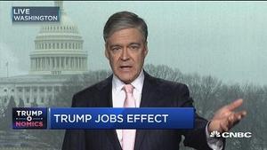 响应特朗普 通用沃尔玛纷纷宣布在美创造就业