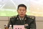 云南省军区司令员杨光跃少将升任武警部队副司令员