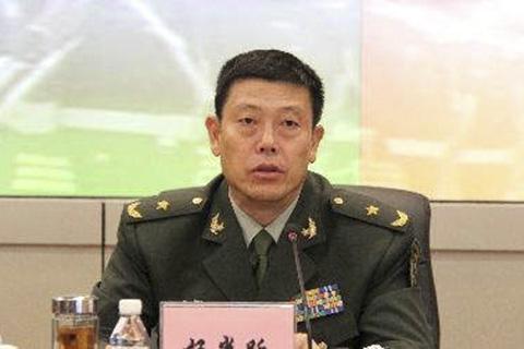 云南省军区司令员杨光跃少将升任武警部队副司令员图片
