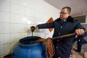 Tianjin Probes Counterfeit Ring That Produced Toxic Soy Sauce