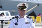 海军换帅 南海舰队司令员沈金龙上位