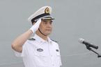 北部战区海军换帅 张文旦任司令员