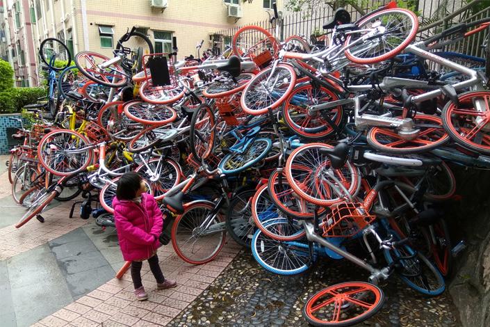 Investors Switch Gears Get Behind Bike Sharing Craze