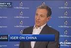 迪士尼CEO:中美贸易战将损害公司利益