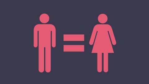 实现全球性别平等 进度条已经走到68%了
