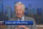 美学者:CEO的政治立场可能会带来风险