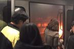 香港地铁纵火案 六旬男子被控