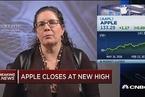 苹果股价创新高 还会继续上涨吗