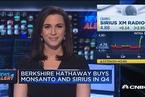 巴菲特大幅增持苹果及美航空公司股票