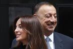 阿塞拜疆总统任命夫人为第一副总统