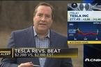 特斯拉四季度亏损但营收超预期 股价涨1.6%