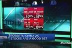 分析人士:看好中国互联网公司股票