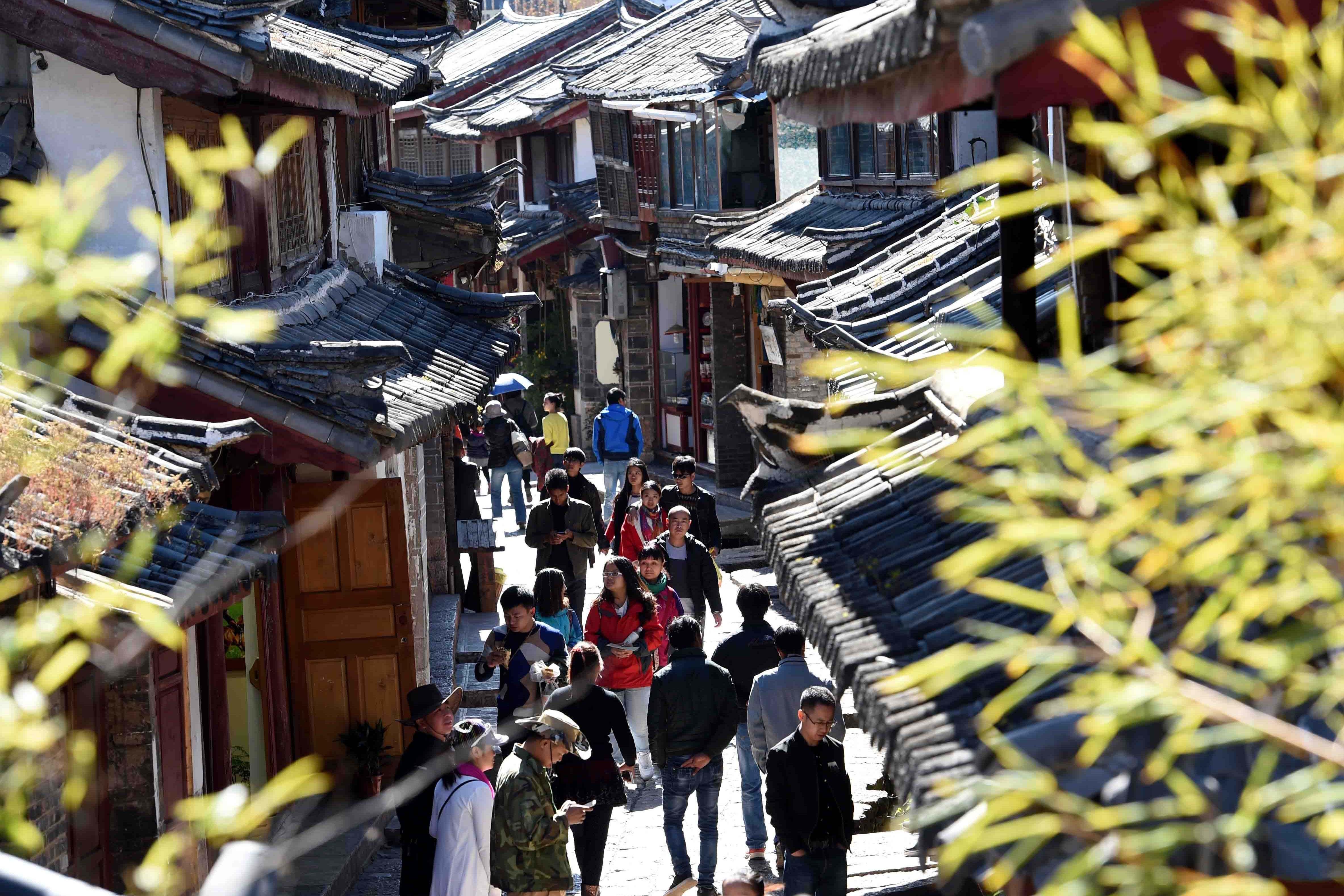 5A级景区丽江古城被国家旅游局严重警告