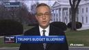 """特朗普:预算将关注""""公共安全和国家安全"""""""