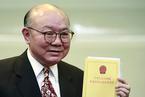 获179人提名 胡国兴成香港特首选举候选人