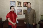 金庸馆香港揭幕 展出《笑傲江湖》手稿