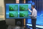 国际股市:亚太股市周四开盘上涨