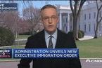 特朗普签署新入境禁令 伊拉克被移出受限名单