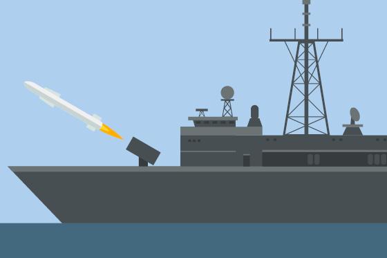 中国军费首破万亿 为美国四分之一