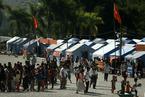 外交部:涌入中国临时避战的缅北边民已达2万多人