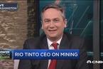 力拓CEO:特朗普政策利好矿业企业