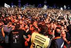 阿根廷30万人演唱会发生拥挤事故 致2死10伤