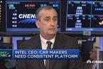 英特尔CEO:可视化数据将主导下一次数据革命