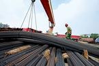 巴西溃坝事件导致钢材市场反弹