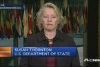 美国务院:双边贸易是美国务卿访华主要议题