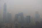 《自然-气候变化》:全球变暖导致北京冬季强霾事件增加