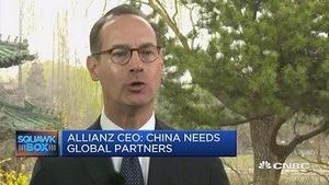 安联CEO:美国为全球化主要受益者