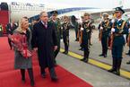 """以色列总理访华 称中以合作是""""天作之合"""""""