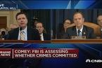 科米:没有证据支持奥巴马窃听特朗普