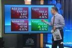 国际股市:亚太股周二开盘涨跌互现