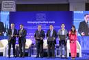 2017财新全球新闻交流项目启动仪式亮相柬埔寨
