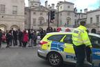 现场直击英国伦敦议会外恐袭事件
